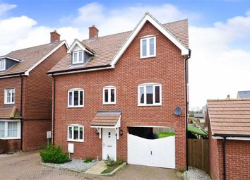 Thumbnail 4 bed link-detached house for sale in Stanier Street, Hailsham