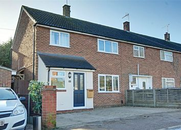 Thumbnail 3 bed end terrace house for sale in Northfield Road, Sawbridgeworth, Hertfordshire