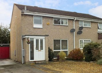Thumbnail 3 bed semi-detached house to rent in Poplar Close, Kidlington