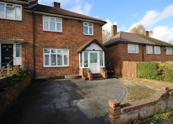 Thumbnail 3 bed semi-detached house for sale in Lullingstone Crescent, Orpington