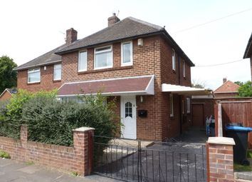 Thumbnail 3 bed semi-detached house to rent in Beverley Road, Middlesbrough