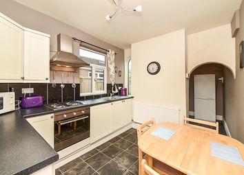 Thumbnail 4 bedroom terraced house to rent in Sackville Street, Stoke-On-Trent