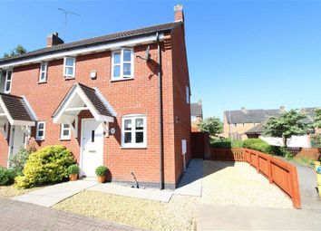 Thumbnail 2 bed semi-detached house for sale in The Stook, Daventry
