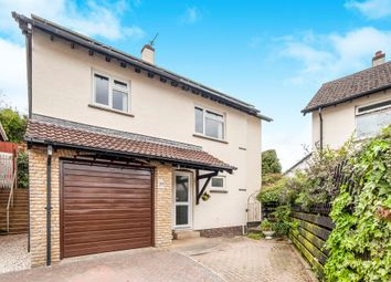 Thumbnail 4 bed detached house for sale in The Churchills, Newton Abbot
