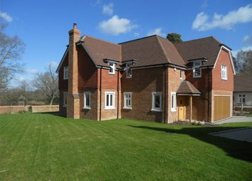 Thumbnail 4 bedroom detached house for sale in Eden Hall, Cowden, Kent