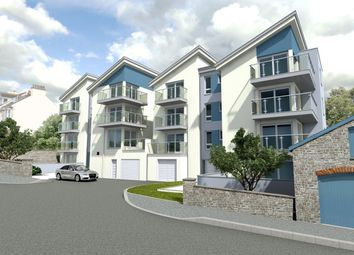 Thumbnail 2 bed flat for sale in Bay View Court, Bay View Road, Northam, Bideford