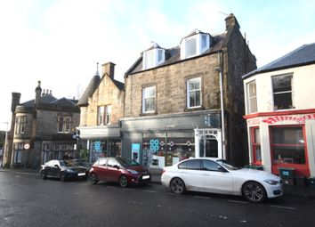 Thumbnail 3 bedroom flat to rent in High Street, Dunblane, Stirling