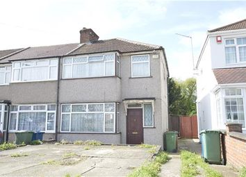 Thumbnail 3 bed end terrace house for sale in Turner Road, Edgware, Middlesex