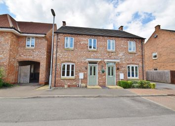 Thumbnail 2 bed semi-detached house for sale in Bishop Tozer Close, Burgh Le Marsh
