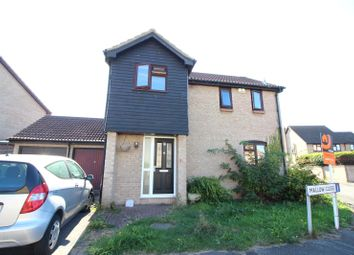 Thumbnail 3 bed detached house for sale in Mallow Close, Northfleet, Gravesend, Kent