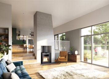 Thumbnail 5 bed detached house for sale in Plot 5 - Athron Hill, Milnathort, Kinross