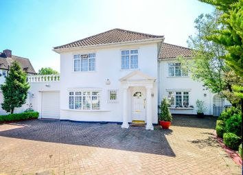 Thumbnail 4 bedroom detached house for sale in Jerviston Gardens, Streatham Common