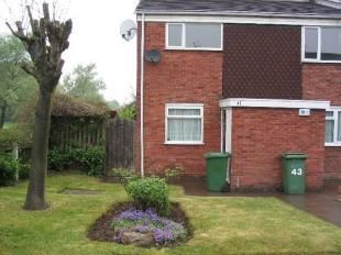 Thumbnail 2 bedroom flat for sale in Pommel Close, Walsall