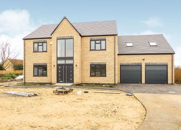 Thumbnail 4 bedroom detached house for sale in King Street, Wimblington, March