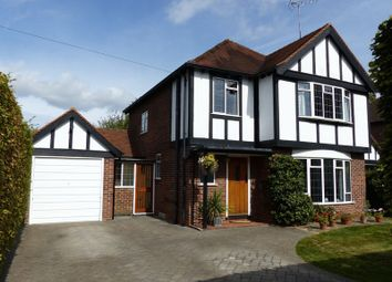 Thumbnail 3 bed detached house for sale in Sutton Close, Cookham, Maidenhead