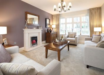 Thumbnail 4 bedroom detached house for sale in Plot 329 - The Sunningdale, Abbey Farm, Lady Lane, Blunsdon, Swindon