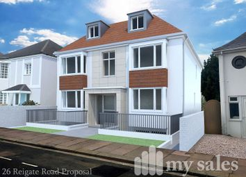 Thumbnail 1 bed flat for sale in Reigate Road, Brighton, East Sussex.