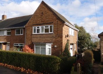 Thumbnail 3 bed end terrace house to rent in Havenwood Rise, Clifton, Nottingham
