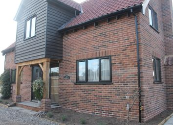 Thumbnail 4 bed detached house for sale in Hall Street, Briston, Melton Constable