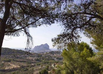 Thumbnail 5 bed villa for sale in Calp, Alicante, Spain