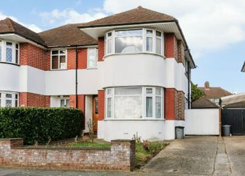 Thumbnail 3 bed semi-detached house for sale in Ferncroft Avenue, Ruislip, Middlesex