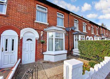 Gladstone Road, Willesborough, Ashford, Kent TN24. 3 bed terraced house