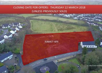 Thumbnail Land for sale in Church Road, Kells, Ballymena, County Antrim