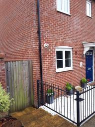 Thumbnail 2 bed end terrace house for sale in Rifles Way, Blandford
