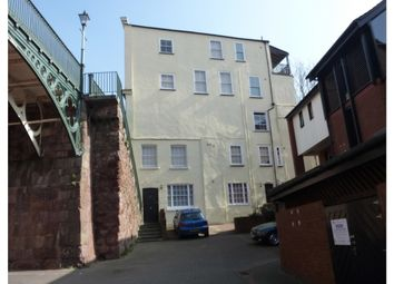 Thumbnail 1 bed flat to rent in Ironbridge, Exeter