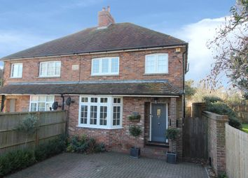 Thumbnail 3 bed semi-detached house for sale in Hamstreet, Ashford