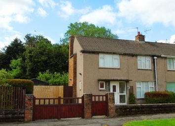 Thumbnail 3 bed semi-detached house for sale in Byrd Crescent, Penarth