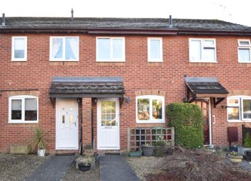 Thumbnail 2 bed terraced house for sale in Coppice Way, Droitwich