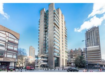 1 bed flat to rent in Blake Tower, Fann Street, Barbican, London EC2Y