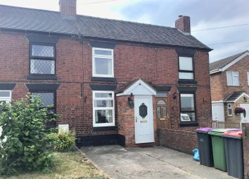 Thumbnail 2 bed terraced house for sale in Wombridge Road, Trench, Telford