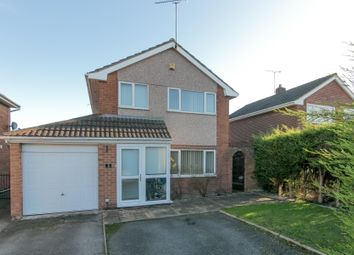 Thumbnail 3 bed detached house for sale in Ffordd Garmonydd, Wrexham