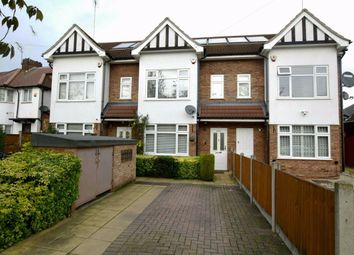 3 bed terraced house for sale in Devonshire Road, Mill Hill East, London NW7