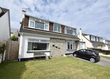 Thumbnail 3 bed detached house for sale in Bede Haven Close, Bude