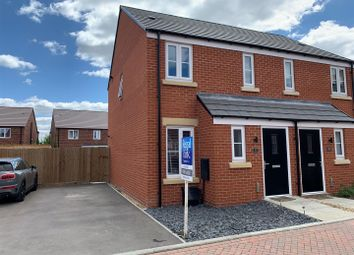 Thumbnail 2 bed semi-detached house for sale in Fairhaven, Hampton Gardens, Peterborough