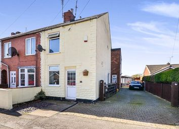 Thumbnail 3 bed terraced house for sale in New Westwood, Westwood, Nottingham