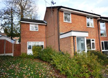 Thumbnail 4 bed end terrace house for sale in Inglewood Avenue, Camberley, Surrey