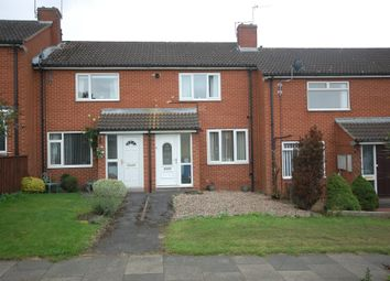 Thumbnail 2 bed terraced house for sale in Belgrave Court, Coxhoe, Durham