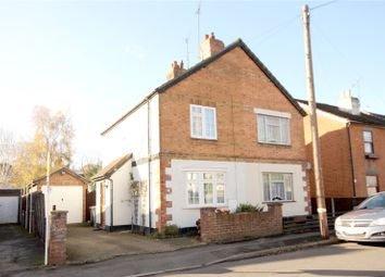 Thumbnail 3 bed semi-detached house to rent in Liberty Hall Road, Addlestone, Surrey