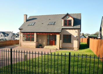 Thumbnail 5 bed detached house for sale in Grange Road, Pettinain