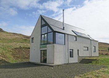 Thumbnail 4 bed detached house for sale in Waternish, Isle Of Skye