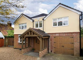 Thumbnail 5 bed detached house for sale in Fairfield Road, Epping