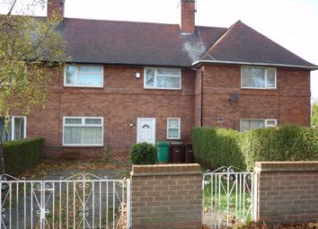 Thumbnail 3 bedroom property to rent in Woodside Road, Lenton Abbey, Nottngham