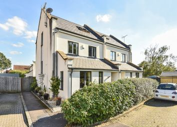 Thumbnail 3 bed semi-detached house for sale in Oldfield Crescent, Cheltenham
