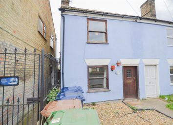 Thumbnail 2 bed cottage for sale in Church Street, Whittlesey, Peterborough