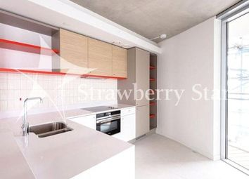 Thumbnail 2 bedroom flat to rent in 3 Tidal Basin Road, London