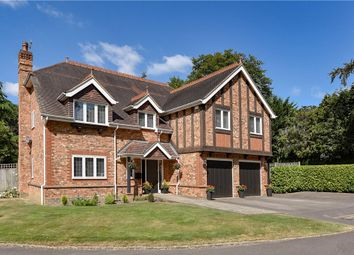 Thumbnail 5 bed detached house for sale in Milton Road, Wokingham, Berkshire